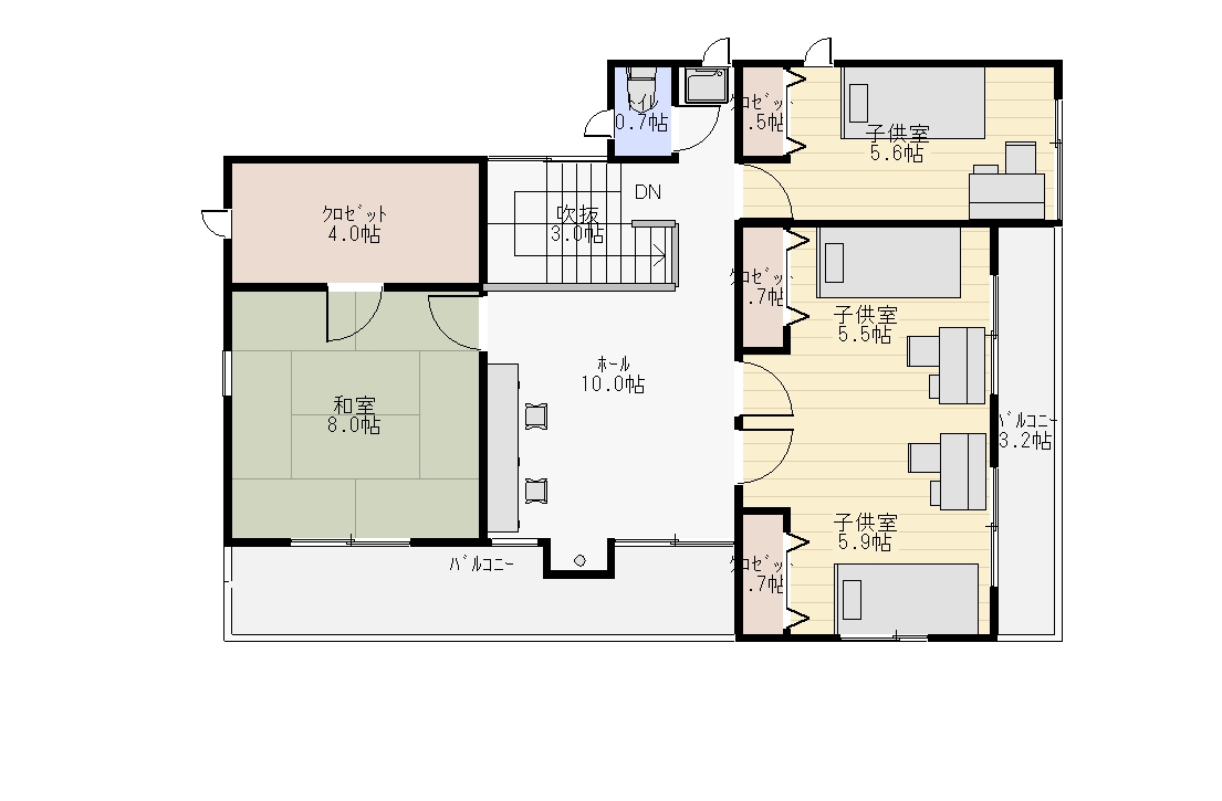 130716齋藤邸3リソマド用2f